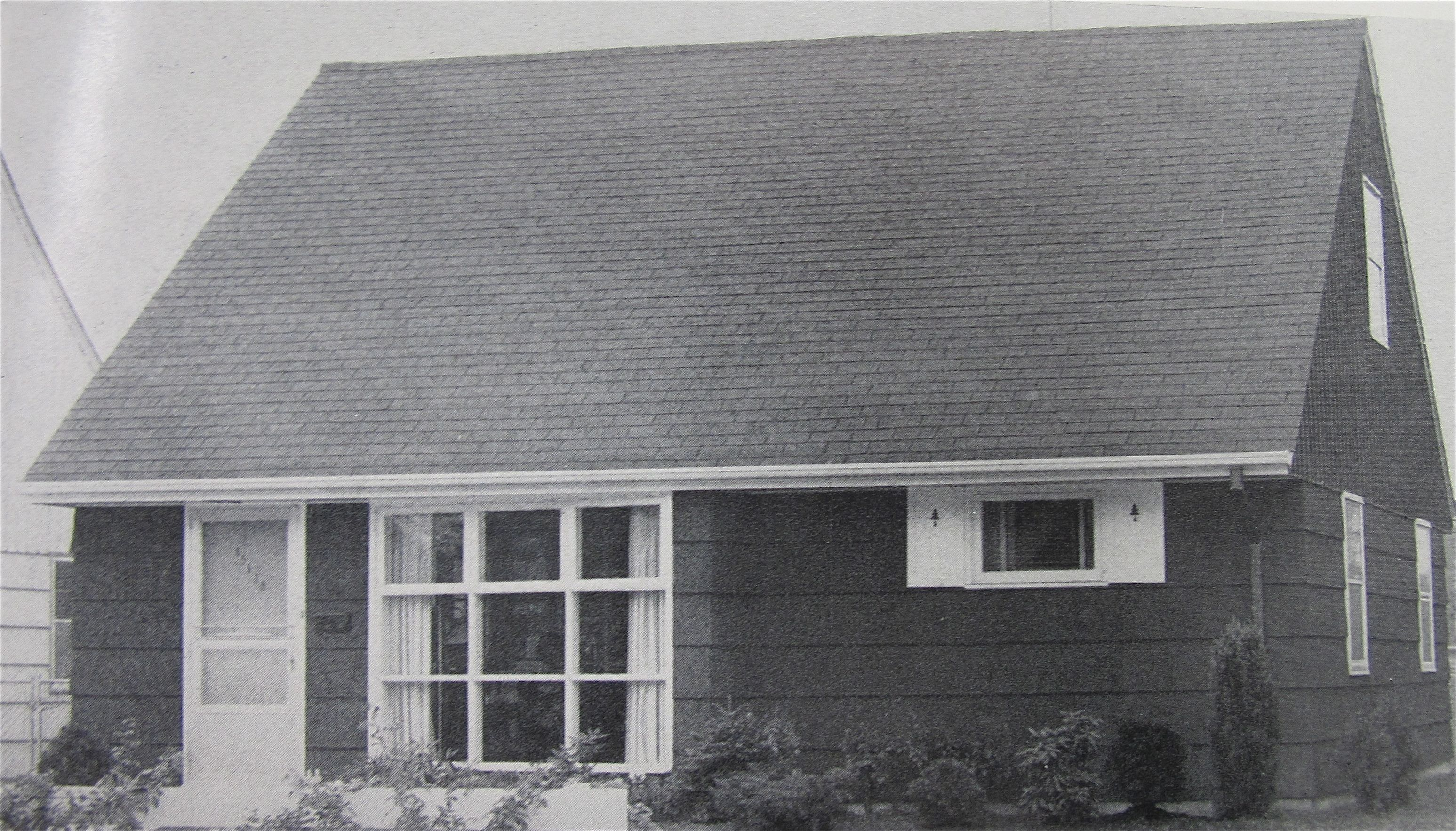 Leroy Adams Residence
