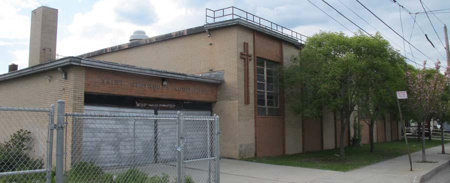 St. Gertrude's Auditorium