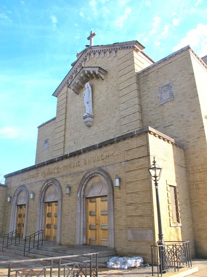 St. Sebastian's R. C. Church