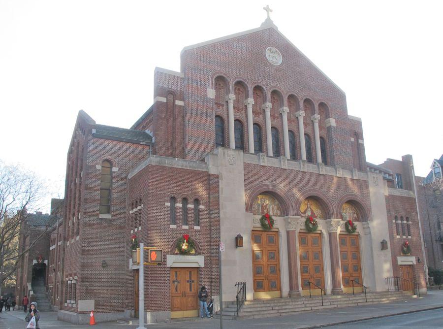 St. Joan of Arc Church